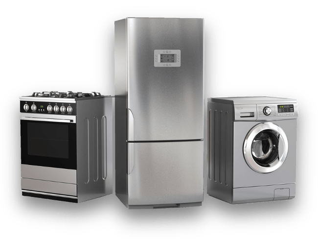 Household appliance repair services